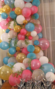 polka dots and picket fences | bubbly, balloons & beaches