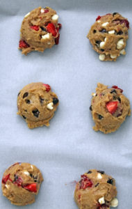 cookies | polka dots and picket fences