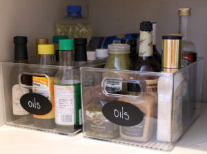 "my ""new"" organized pantry"