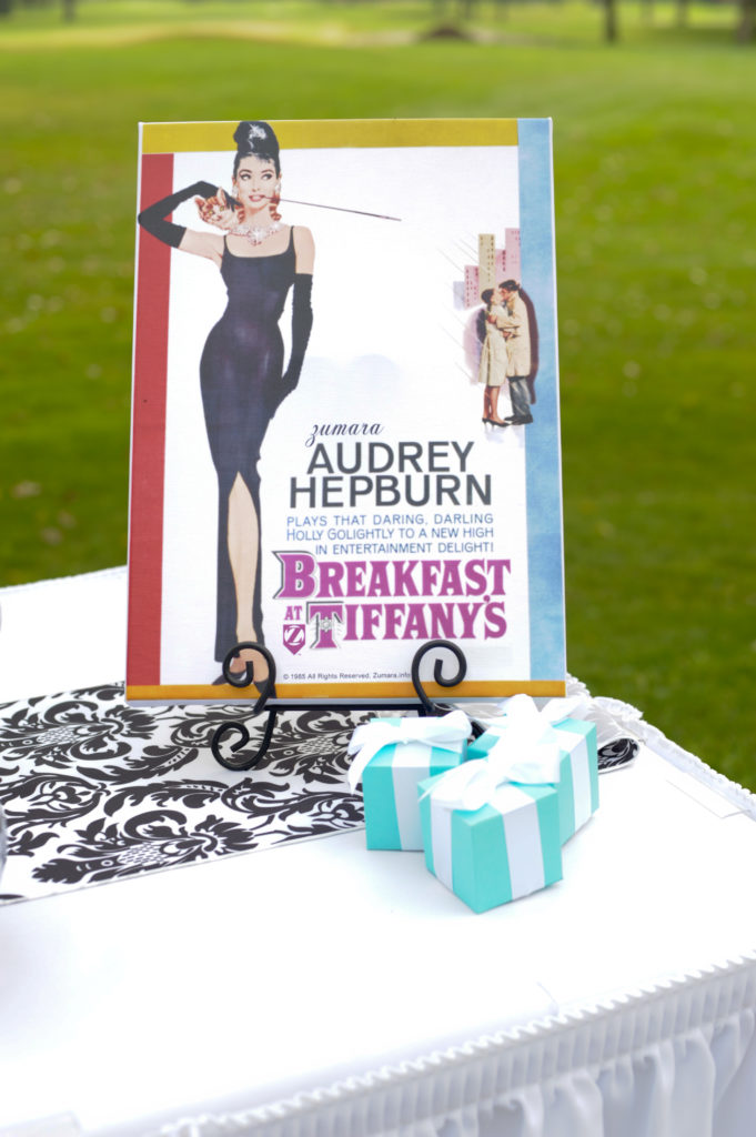 breakfast at tiffany's | polka dots and picket fences