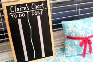 to do chart | polka dots and picket fences