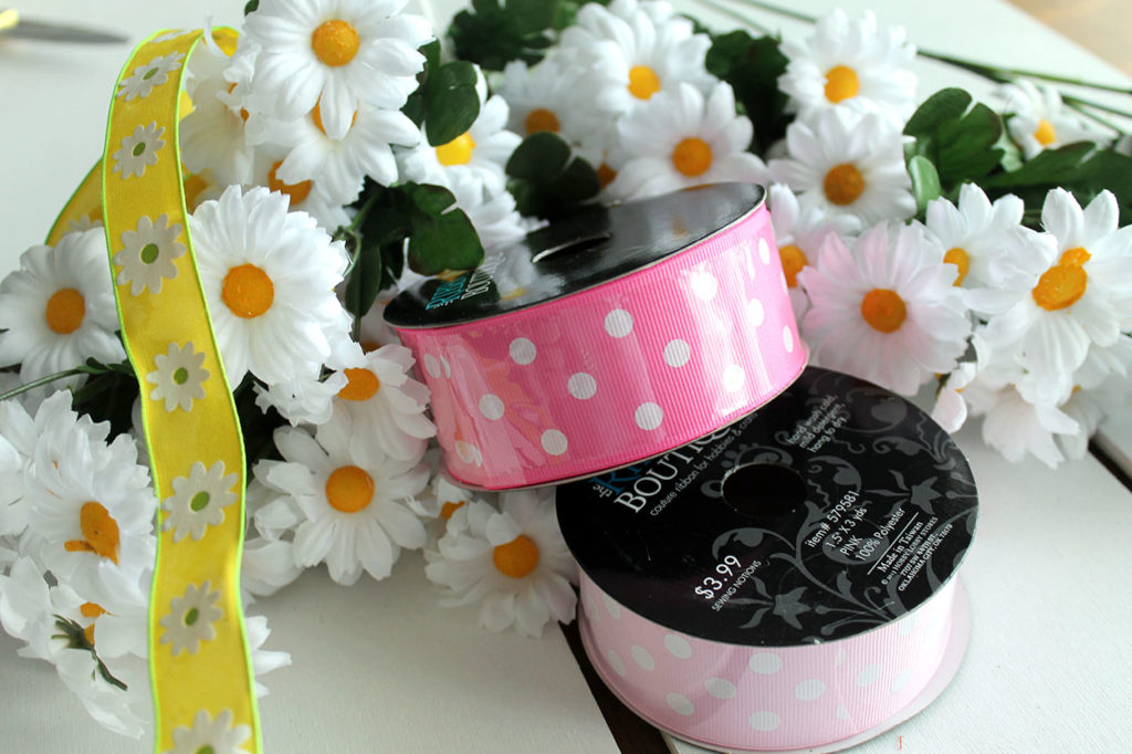 may day baskets | polka dots and picket fences