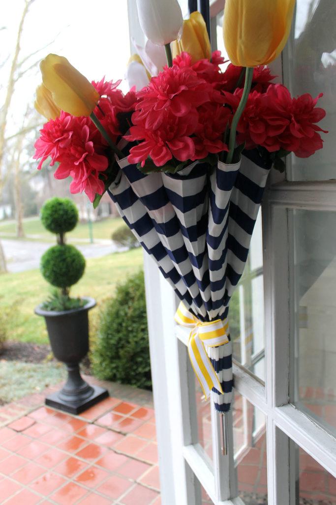 rain, rain... | polka dots and picket fences