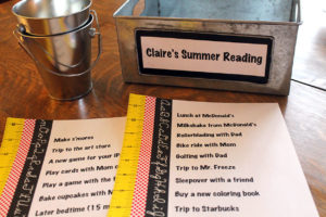 summer reading plan | polka dots and picket fences