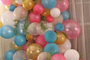 bubbly, balloons & beaches
