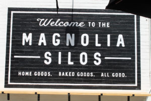 our visit to magnolia