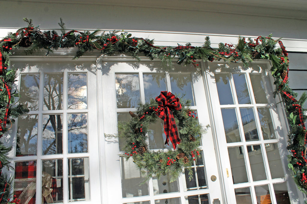 all decked out in buffalo plaid | polka dots and picket fences