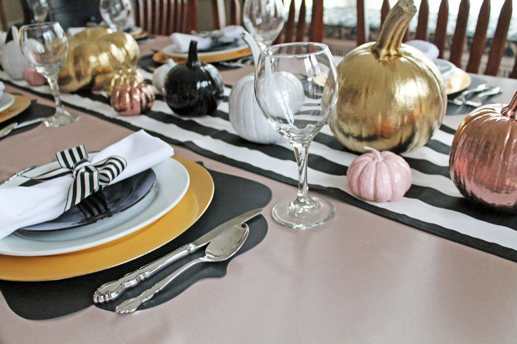 a thanksgiving birthday | polka dots and picket fences