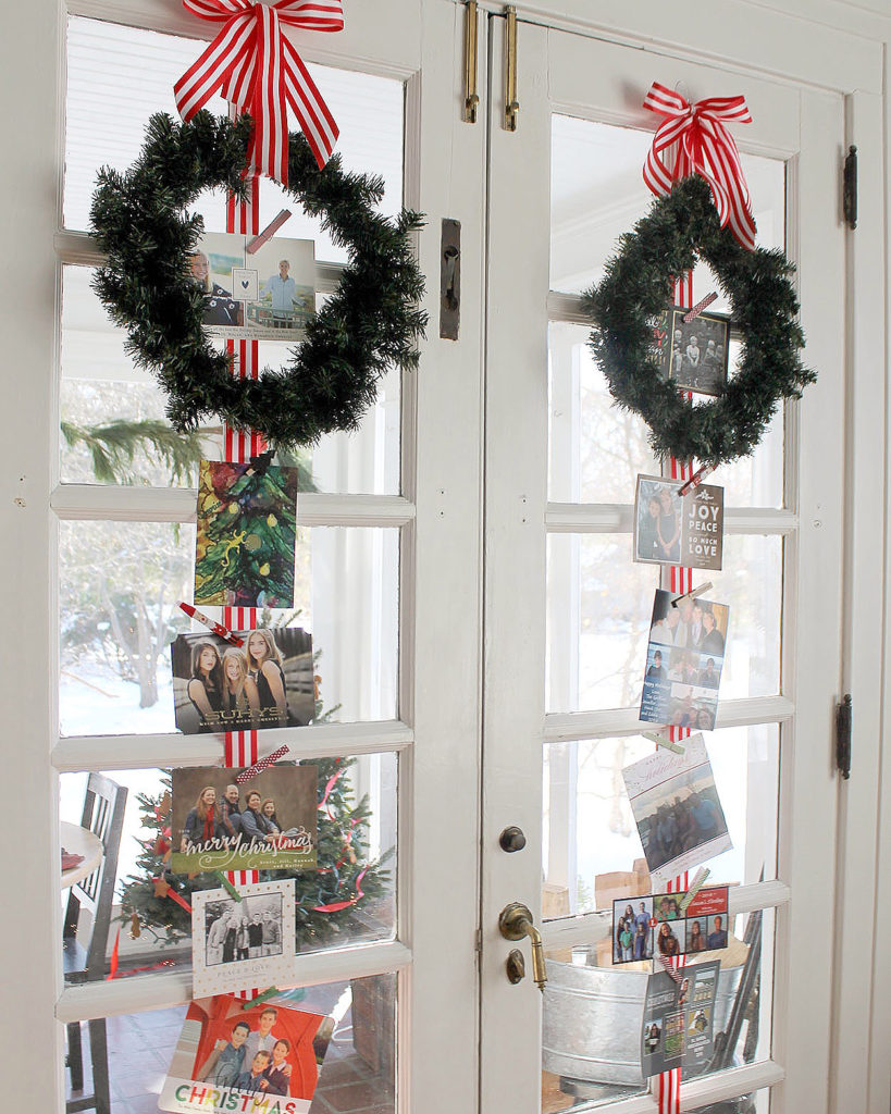plaid tidings to all | polka dots and picket fences